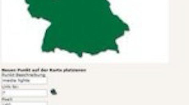 Standortkarten in wenigen Minuten erstellen: Kartografie