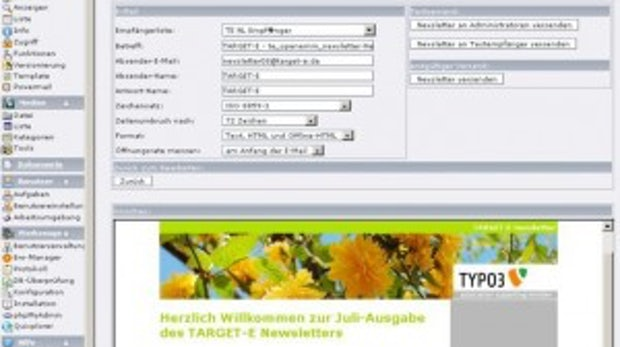 Effizientes E-Mail-Marketing mit Open Source: TYPO3-Newsletter mit integriertem OpenEMM
