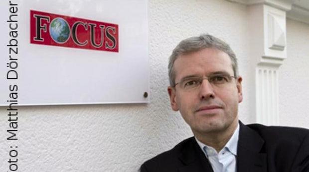 Holger Schmidt: Eine Karriere im Medienwandel