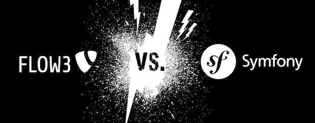 FLOW3 vs. Symfony2: Kampf der Giganten