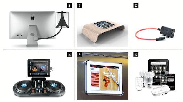 9 Geek-Gadgets für dein Tablet, die du lieben wirst