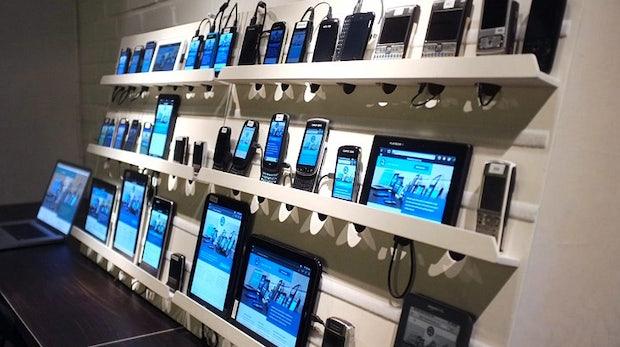 Open Device Labs: Testlabore für das mobile Web