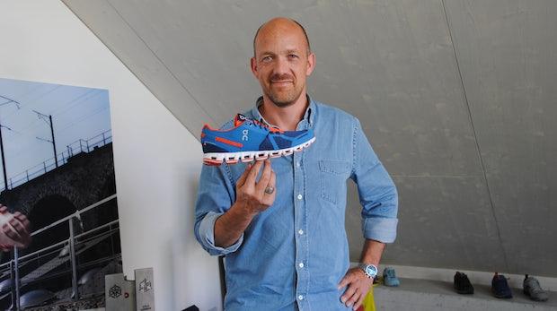 """Onlineshop """"On"""" im Portrait: Auch Wim Wenders trägt die Schuhe"""