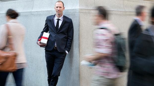 """Business-Vordenker Tim Leberecht: """"Innovativ ist nur, wer Zeit verschwendet"""""""
