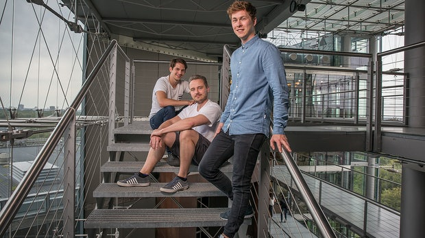 Spectrm im Porträt: Der spektakuläre Aufstieg des Berliner Startups