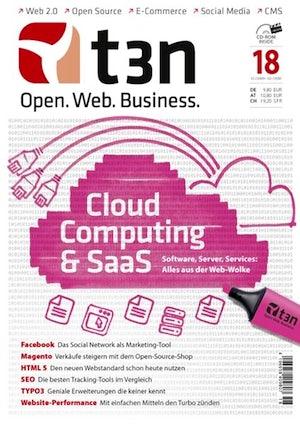 t3n Nr. 18: Cloud Computing & SaaS
