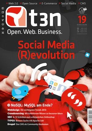 t3n Nr. 19: Social Media (R)evolution