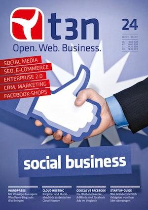 t3n Nr. 24: social business