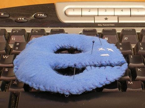 "Internet Explorer Fehlermeldung: ""This isn't 1995"