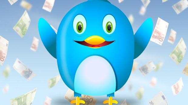 Twitter und das liebe Geld...: Twitter will Trittbrettfahrer beim Geld verdienen loswerden