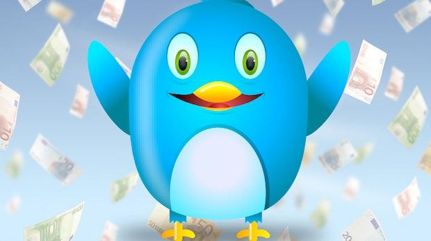 Twitter macht Gewinne - Verdreifachung für 2011 erwartet
