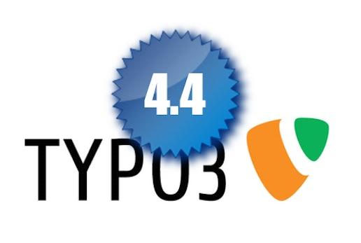 CMS: TYPO3 4.4 ist da! Die wichtigsten Neuerungen