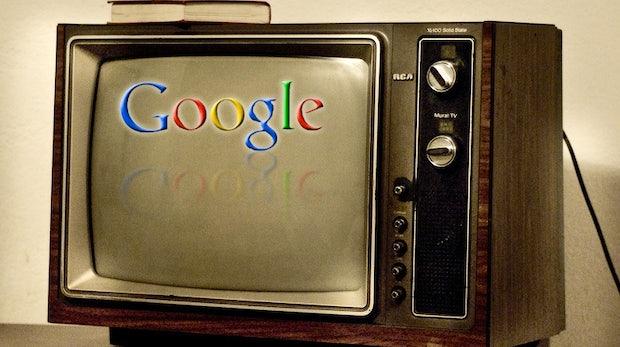 Google TV wird europäisch