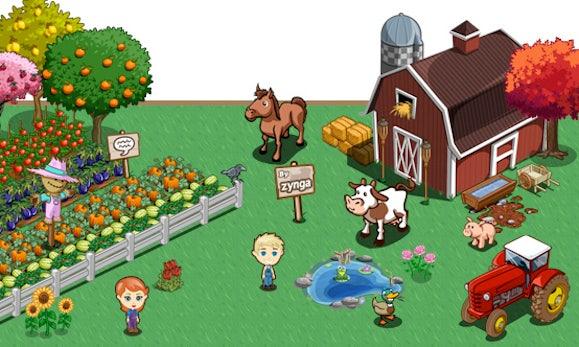 Reich mit Zeitverschwendung: Mega-Erfolg Zynga - milliardenschwer dank FarmVille