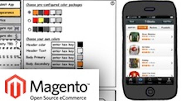 E-Commerce: Magento greift im Bereich Mobile Commerce an, iPhone-Apps leicht gemacht