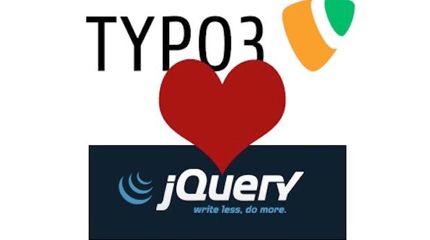 """Webentwicklung: sfjquery als Schnittstelle zwischen TYPO3 und jQuery - """"Die Idee war einfach wie genial"""""""