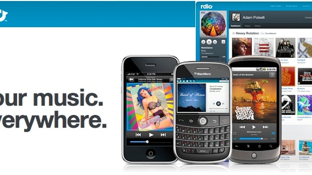 """Musik-Streaming: Skype/Kazaa-Gründer wollen mit """"Rdio"""" den Online-Musikmarkt erobern"""