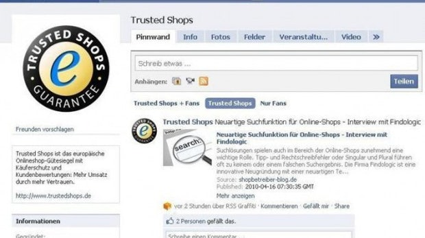 Social Media: Wie clevere Online-Shops Facebook nutzen - Fansumer als Marketing-Zielgruppe
