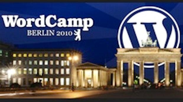 WordCamp Berlin 2010: 35 Grad, 200 WordPress-Geeks und jede Menge Infos