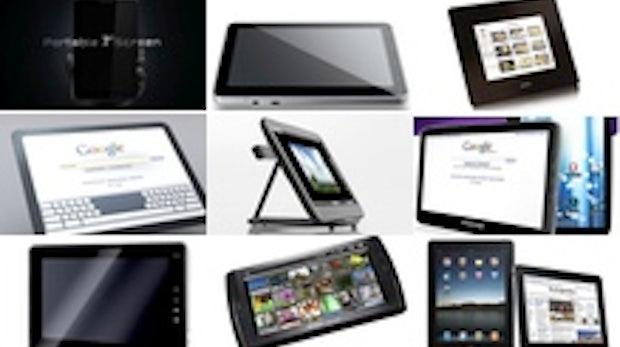 Websites fit machen für den Tablet-Boom