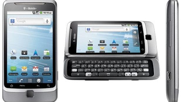 Android-Smartphone: Erste offizielle Bilder vom T-Mobile G2 aufgetaucht