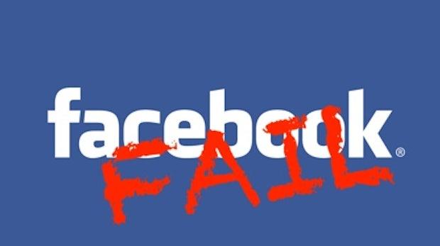 Facebook löscht Fanseiten, die über Spam berichten