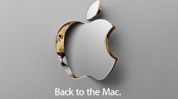 Apple startet Mac App Store am 6. Januar