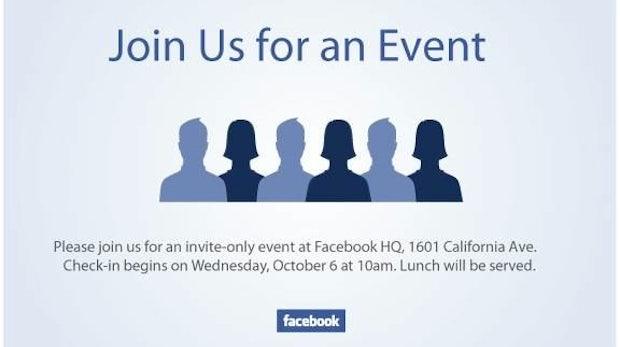 Facebook Presse-Event: Plant Facebook ein komplettes Redesign?