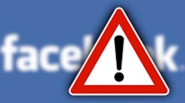 """Symantec findet Datenleck: """"Ändere Dein Facebook-Passwort, jetzt!"""""""
