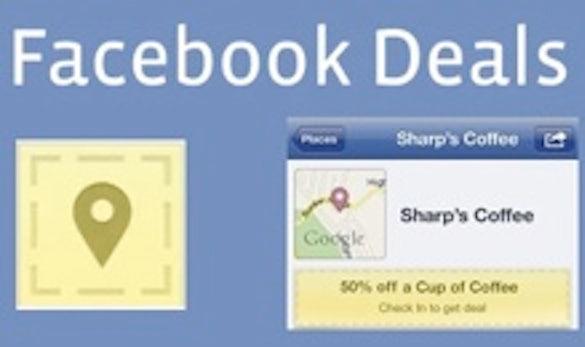 Facebook Deals macht Groupon Konkurrenz