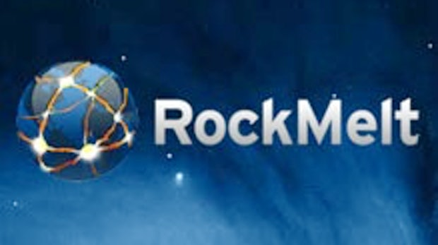 RockMelt - Social Media Browser für Facebook & Co.
