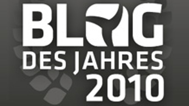 Blog des Jahres 2010: Die Auswertung!