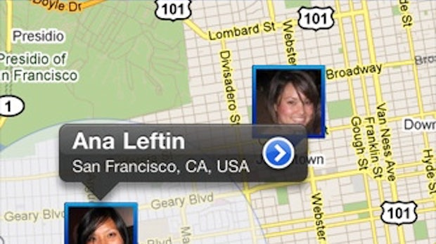 Google Latitude iPhone-App ist da
