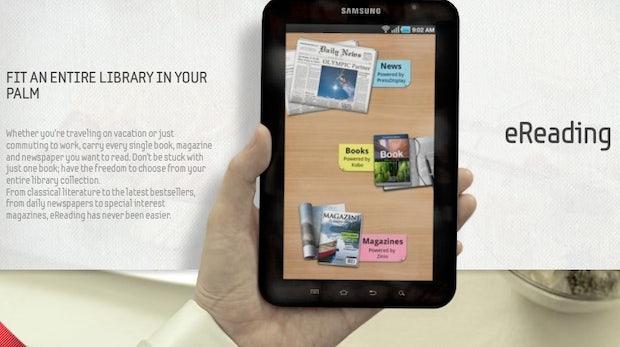 Android-Zeitungen: Google plant Konkurrenz für iPad-Zeitungen