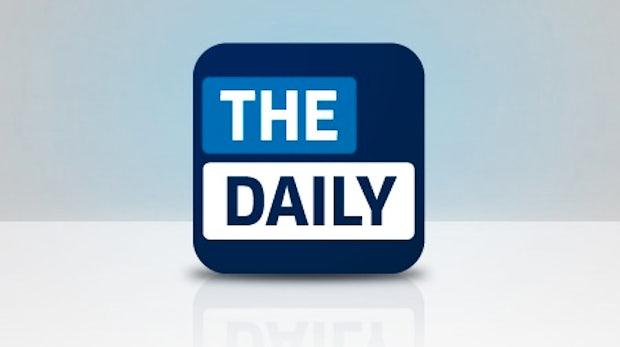 """The Daily"" - Start der iPad-Zeitung verschoben"