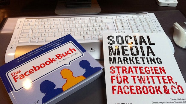 Social Media Marketing - Wieviel Zeit benötigen Facebook, Twitter & Co.?