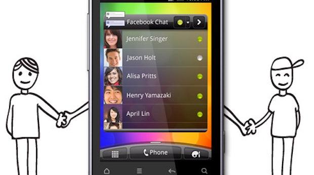 Neue Gerüchte um Facebook-Phone von HTC