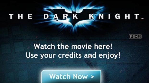 Filme ausleihen auf Facebook - Warner Bros. macht den Anfang