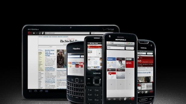 Opera Mini 6, Opera Mobile 11: Das können die neuen Mobil-Browser