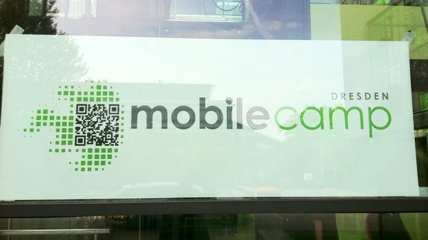 MobileCamp Dresden: Auf dem Weg zum MobileCamp Europe 2012