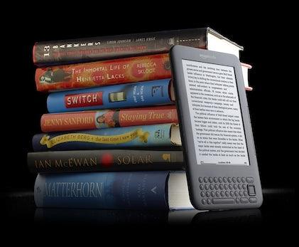 Amazon arbeitet an E-Book-Flatrate