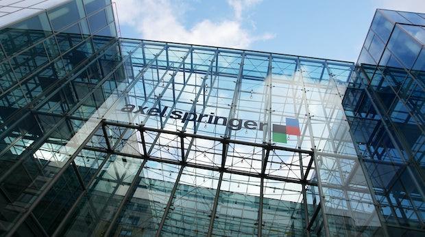 Axel Springer AG will Schadensersatz für zitierten Text