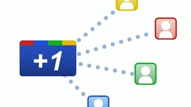 Google +1-Button jetzt weltweit in den Suchergebnissen