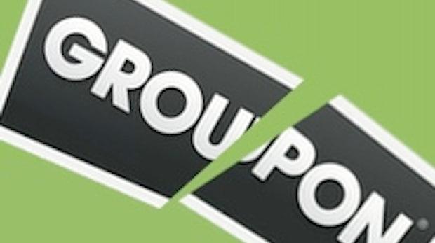Groupon-Analyse: Die Zeichen stehen auf Fiasko