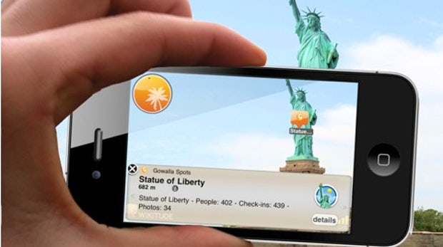 Augmented Reality - die besten iPhone Apps