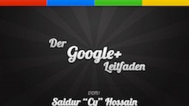 Google+ Guide für Einsteiger jetzt auf Deutsch
