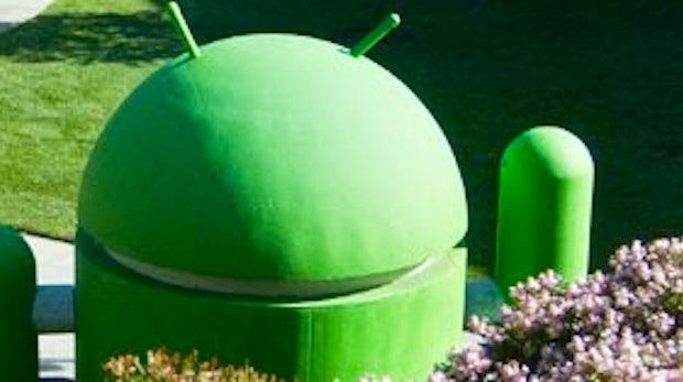Google veröffentlicht neuen Android Market auf Smartphones
