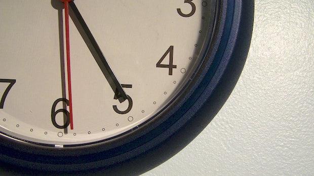 """Infografik: """"Social Timing"""" - Der beste Zeitpunkt für Blogposts"""