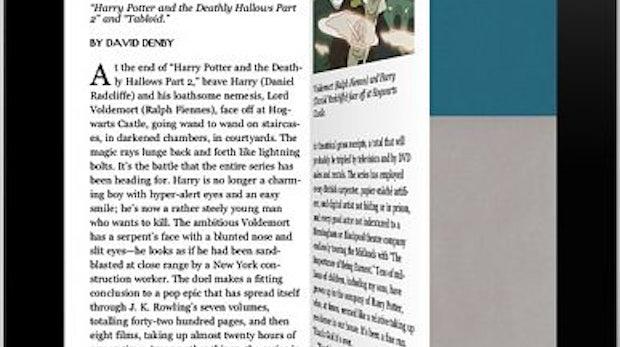 Flipboard: Beliebtes iPad-Magazin jetzt mit Werbung