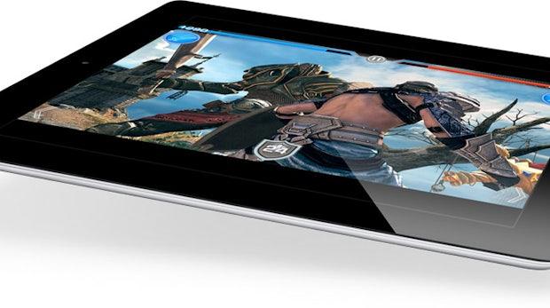 iPad verantwortlich für 1 % des weltweiten Webtraffics